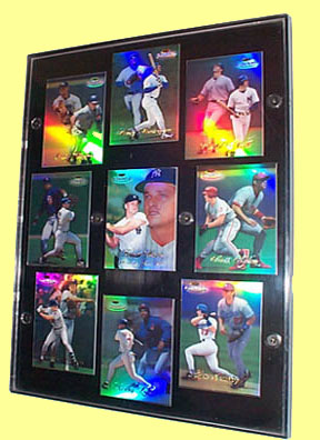 Baseball Card Frame